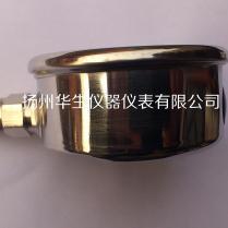 半钢径向耐震压力表水压表大60(台湾款)