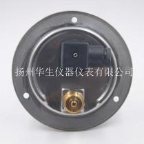 100轴向不锈钢电接点压力表