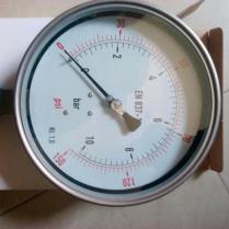 Y100全不锈钢压力表,进口款式