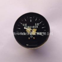 Y70电气压力表