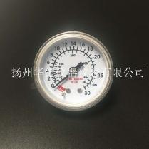Y40球囊扩充压力泵专用压力表