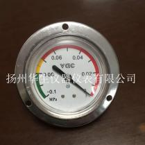 Y60真空泵压力表,负压表,偏心医用表