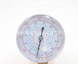 70&80铜双表阀无视窗 双表阀 雪种表 冷媒表 制冷压力表